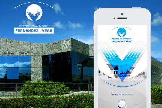 EyeVega – Aplicación oficial del Instituto Oftalmológico Fernández Vega