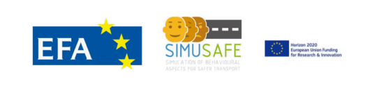 Vídeo de la Asociación Europea de Autoescuelas sobre el proyecto SimuSafe